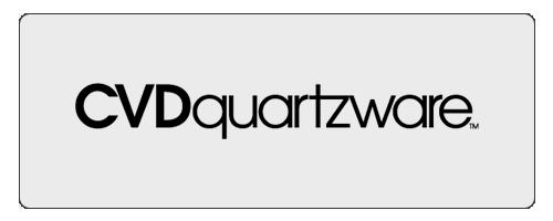 CVDquartzware